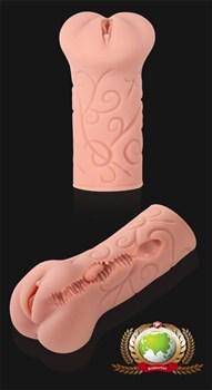 Мастурбатор-вагина Tattoo без вибрации