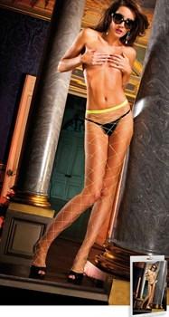 {{photo.Alt || photo.Description || 'Неоново-желтые колготки в крупную сетку Neon Barock'}}
