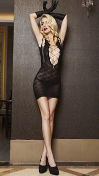 Платье Комильфо с глубоким декольте