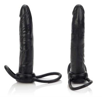 Насадка на пенис Accommodator Dual Penetrators для анальной стимуляции