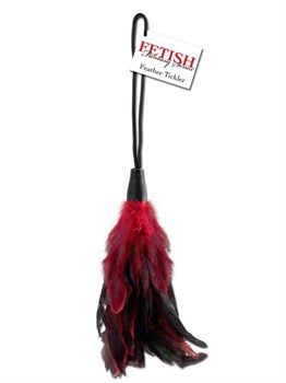 Пуховка для щекотания Feather Tickler - 18 см.