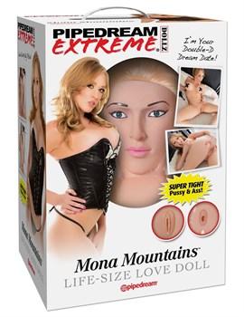 Кукла надувная PDX Dollz Mona Mountains