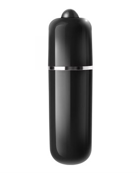 Чёрная вибропуля Le Reve 3-Speed Bullet
