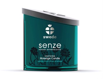 Массажная свеча Senze Massage Candle Soothing