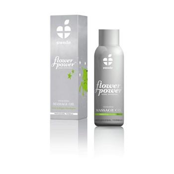 Масло для массажа Swede Flower Vitalizing Massage Oil - 50 мл.