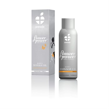 Масло для массажа Swede Flower Power Blissful Massage Oil - 50 мл