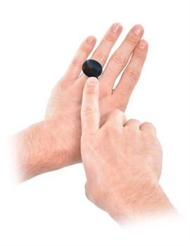 Кружевные трусики с вибропулей и пультом ДУ в виде кольца Date Night Remote Control Panties