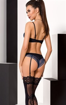 Сексуальный комплект белья с изысканным кружевом Gisele
