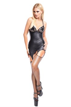 Сексуальное платье Eris Premium в комплекте с чулками