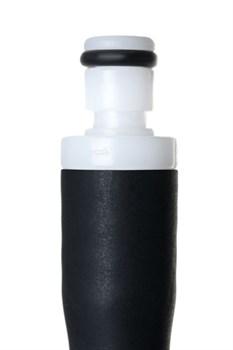 Автоматическая помпа для клитора и вагины SAIZ Premium