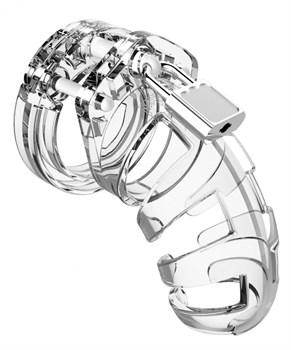 Прозрачный мужской пояс верности Model 02 Chastity
