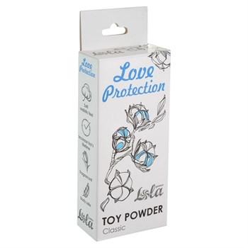 Пудра для игрушек Love Protection Classic - 15 гр.