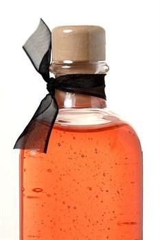 Массажное масло Orgie Lips Massage со вкусом клубники - 100 мл.