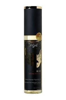 Растительное массажное масло Orgie Tantric Divine Nectar - 200 мл.