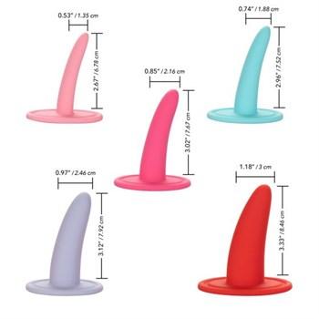 Набор She-ology из 5 разноцветных расширителей