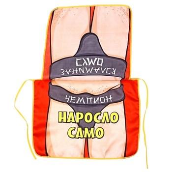 Фартук двухслойный  Занимался сумо