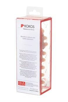 Насадка на фаллос с шипами и продолговатыми бугорками Extreme Sleeve 004 S-size - 12,7 см.