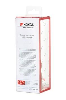 Телесная насадка на фаллос с крупными бугорками Extreme Sleeve 011 S-size - 12,7 см.