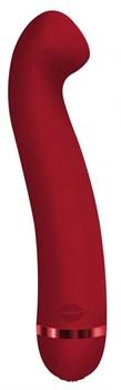 Красный вибратор Fantasy Phanty - 16,6 см.