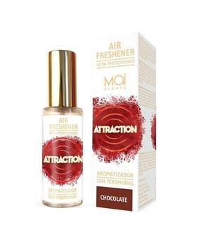 Освежитель воздуха с феромонами и ароматом шоколада - 30 мл