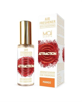 Освежитель воздуха с феромонами и ароматом манго - 30 мл.