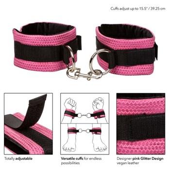 Универсальные манжеты Tickle Me Pink Universal Cuffs