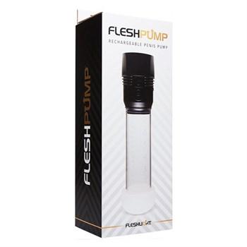 Автоматическая вакуумная помпа Fleshlight Fleshpump