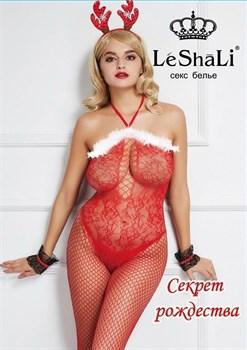 Новогодний эротический костюм - Секрет Рождества № 4