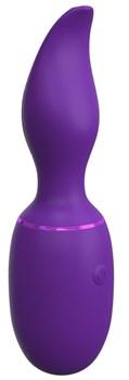 Фиолетовый виброязык Ultimate Tongue-Gasm