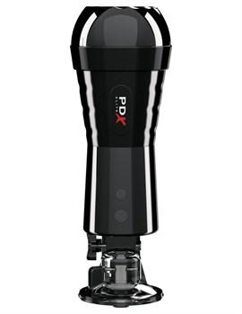 Телесный вибромастурбатор-вагина Cock Compressor Vibrating Stroker
