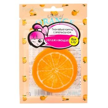 Увлажняющие патчи с апельсином SUNSMILE Juicy - 10 шт.