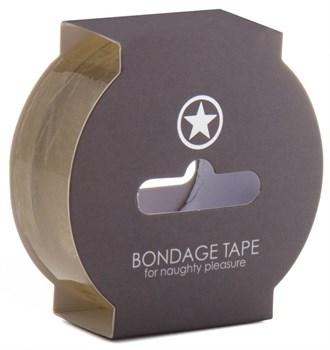 Липкая лента для связывания Non Sticky Bondage Tape - 17,5 м.