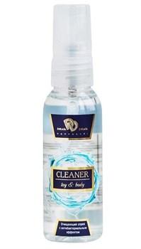 Очищающий спрей CLEANER toy and body - 50 мл.