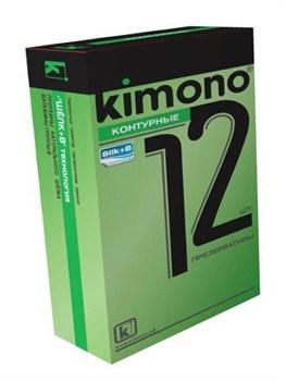 Контурные презервативы KIMONO - 12 шт.