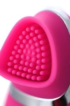 Розовые виброшарики TELLA с пультом-стимулятором