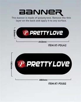 SIGN-PL / Табличка PrettyLove