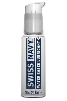 Лубрикант Swiss Navy Water Based Lube на водной основе - 29,5 мл.