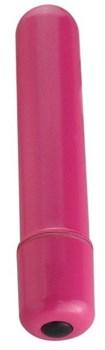 Розовая вибропуля 7 Models bullet - 9 см.