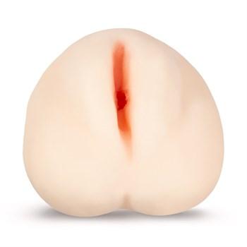 Телесный мастурбатор-вагина из силикона