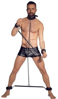 Комплект распорок для всего тела Full Body Restraints Leather