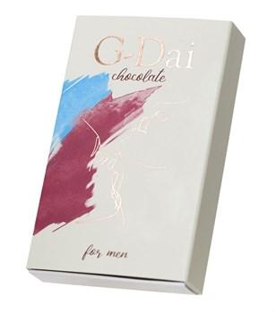 Возбуждающий шоколад для мужчин G-Dai, 15 гр