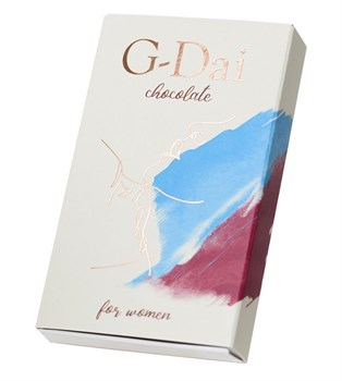 Возбуждающий шоколад для женщин G-Dai,15 гр