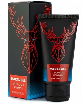 Гель для мужской силы Maral gel, 50 мл
