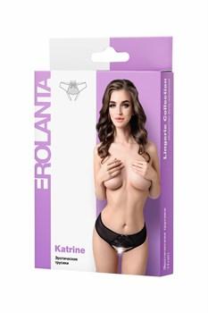 Эротические трусики Katrine с интимным доступом