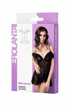 Сорочка Marianne с бретелями-крылышками