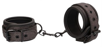 Серые поножи Elegant Ankle Cuffs
