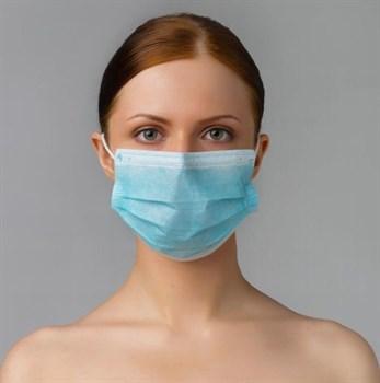 Защитные одноразовые маски - 20 шт.