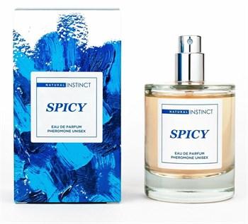 Парфюмерная вода унисекс с феромонами Spicy - 50 мл.