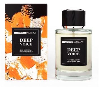 Парфюмерная вода с феромонами Deep Voice - 100 мл.