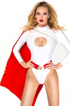 Костюм девушки-супергероя